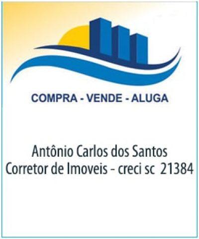 Antônio Carlos dos Santos – Corretor de Imóveis – CRECI SC 21384