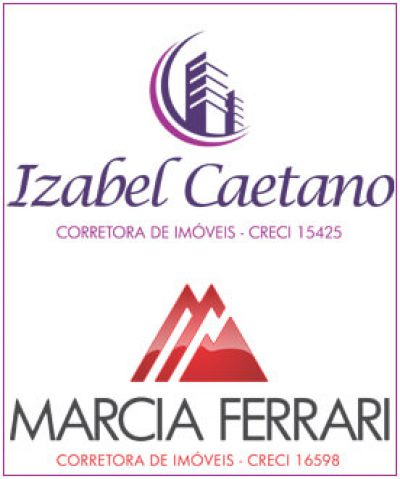 Izabel Caetano &#8211; Corretora de Imóveis &#8211; creci 15425<br>Marcia Ferrari &#8211; Corretora de Imóveis &#8211; creci 16598