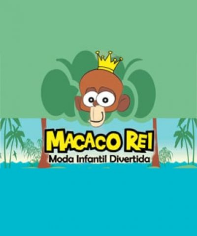 Macaco Rei – Moda Infantil Divertida e Uniformes